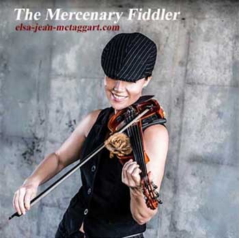 Elsa Jean McTaggart THe Mercenary Fiddler Album