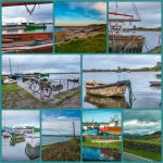 Kinvara high tide...the a few from the road home to Scotland