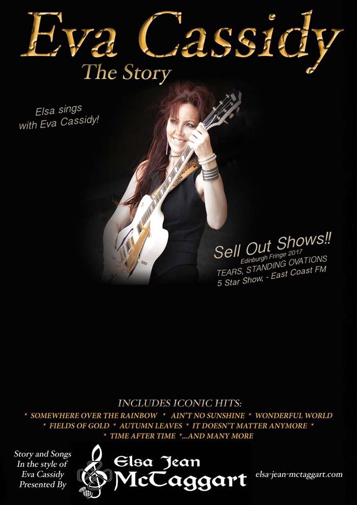 Eva Cassidy Show Poster