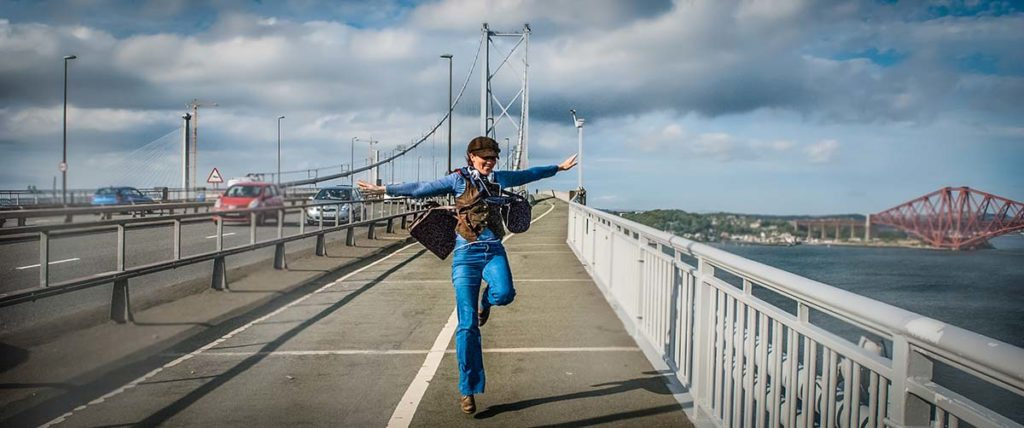 Elsa Jean McTaggart - The Three Bridges - Fife, Scotland