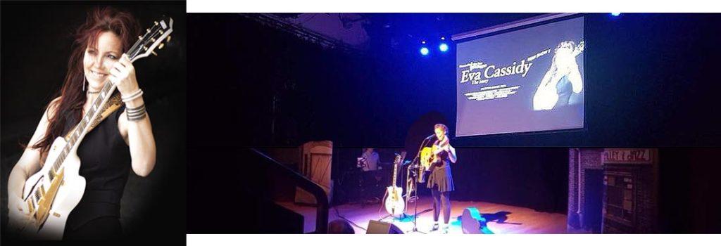 Eva Cassidy Stage Edinburgh Festival.