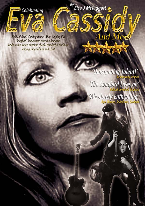 Eva Cassidy and Me Poster.