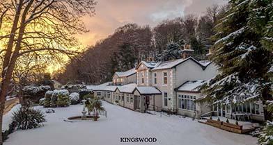 The Kingswood Hotel Burntisland Fife Christmas