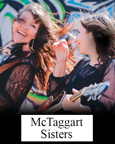 McTaggart Sisters Show with Elsa Jean McTaggart.