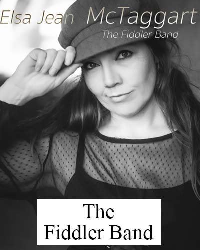 THe Fiddler Band Show with Elsa Jean McTaggart